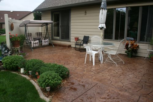Start planning your patio TODAY!